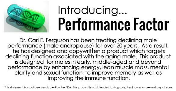 Performance Factor for Men